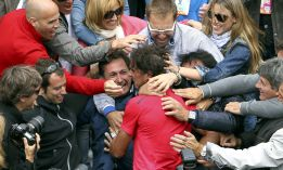 "Toni Nadal: ""Hubiera sido muy injusto haber perdido esta final"""