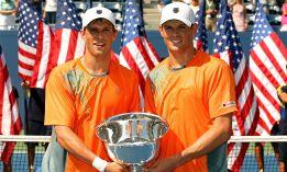 Los gemelos Bryan conquistan Nueva York y hacen historia