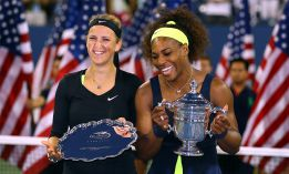 Serena Williams volvió a ser la pesadilla de Victoria Azarenka