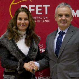 Arantxa dimite como capitana del equipo de Copa Federación