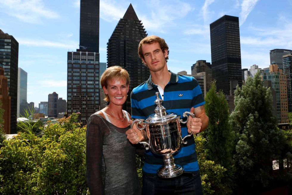 Judy Murray, optimista con las opciones de Andy en 2013