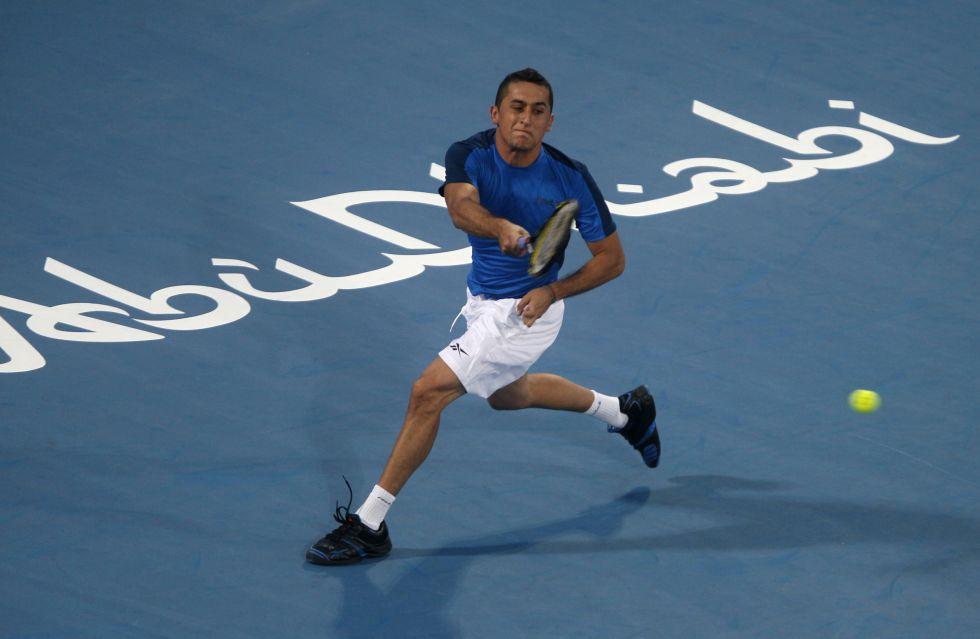 Final entre Almagro y Djokovic, que fue un muro para Ferrer
