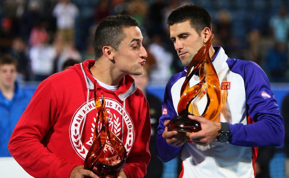 Almagro apretó a Djokovic y David Ferrer no jugará la Davis