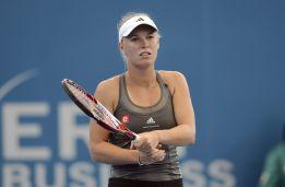 Wozniacki cae ante la desconocida Pervak