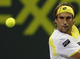 David Ferrer arrolla a Lorenzi y accede a semifinales de Doha