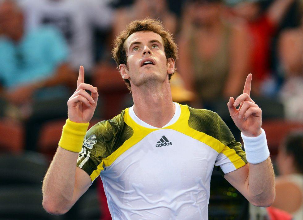 Murray se medirá a Nishikori en las semifinales de Brisbane