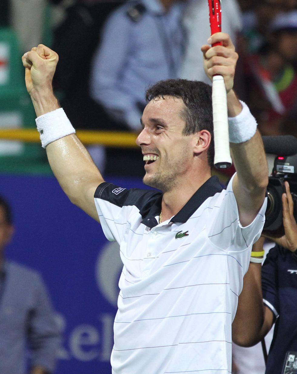 Roberto Bautista alcanza la final en Chennai: le espera Tipsarevic