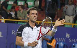 Roberto Bautista no pudo ganar en su primera final ATP