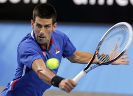 Djokovic, Federer y Murray ocupan el primer podio del 2013