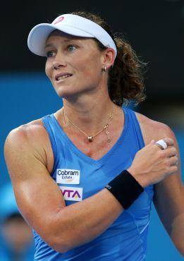 Petrova y Stosur, eliminadas en la primera ronda de Sydney