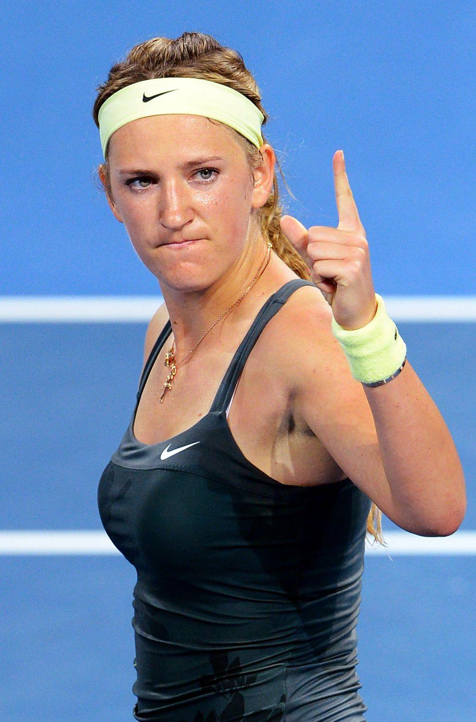 Azarenka, Sharapova y Serena lideran la clasificación WTA