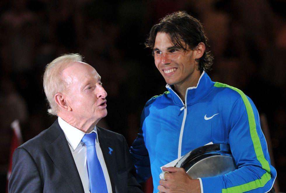 """""""Tras tanto tiempo fuera, Rafa Nadal lo va a tener difícil"""""""