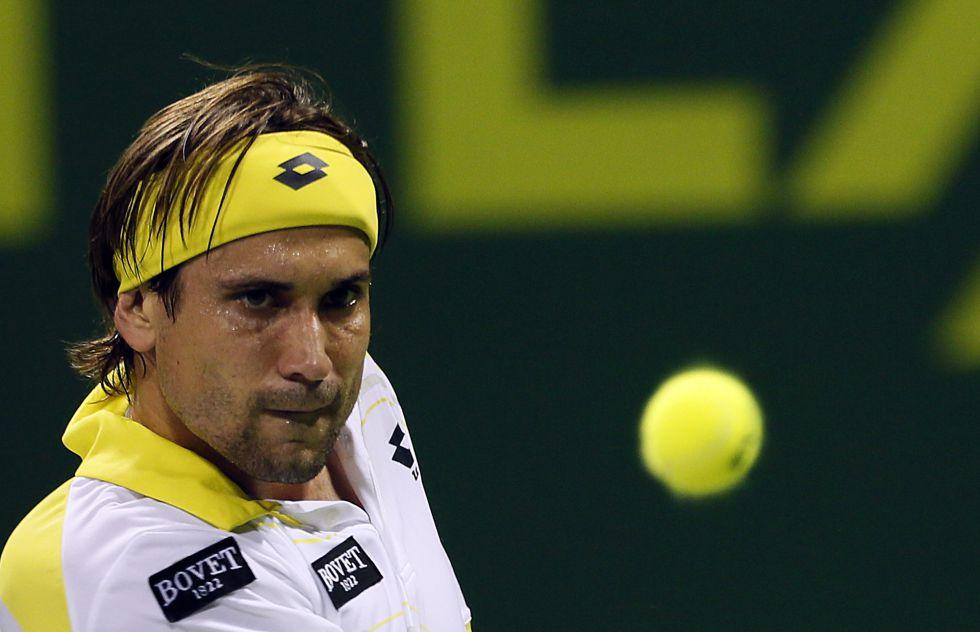 David Ferrer accede sin dificultad a las semifinales