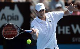 John Isner es baja por lesión para el Open de Australia