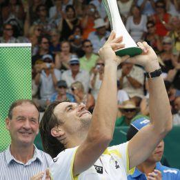 Arranca Australia con un gran David Ferrer que aspira a todo