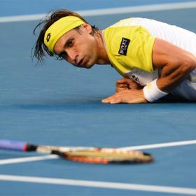 Ferrer, Verdasco and 'Feli' win while Medina out in Melbourne
