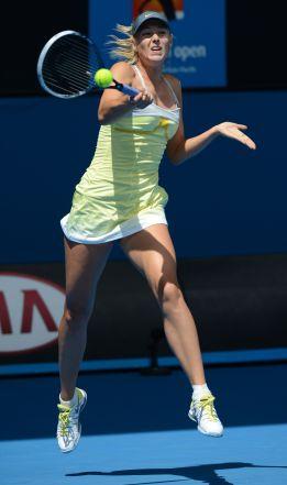 Sharapova, Radwanska y Na Li cumplen los pronósticos