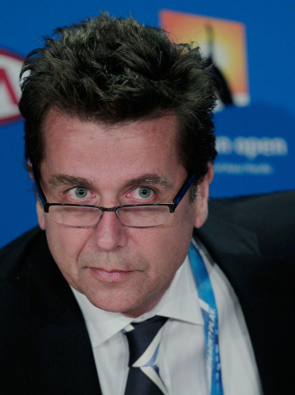 Brad Drewett deja la presidencia de la ATP