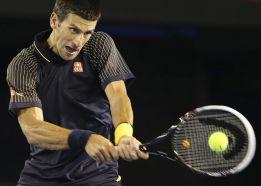 Djokovic apabulla a Harrison y apunta al checo Stepanek