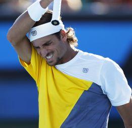 Una lesión de muñeca aleja a Feliciano López de la Copa Davis
