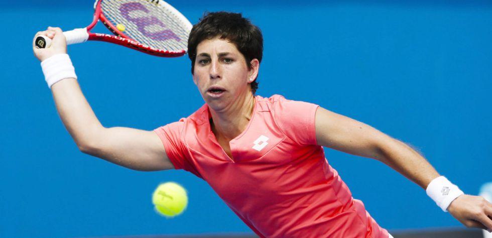Svetlana Kuznetsova deja fuera del torneo a Carla Suárez