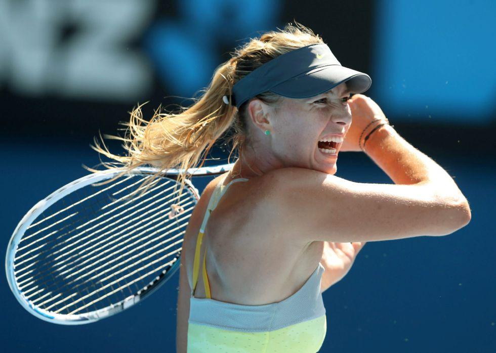 Sharapova y Radwanska se clasifican para cuartos de final