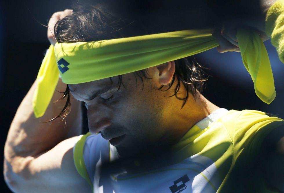 """David Ferrer: """"Sé que ganar a Nico será muy duro"""""""