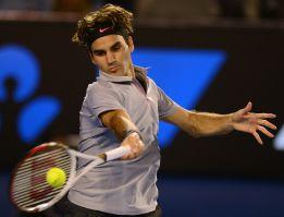 Roger Federer sigue fiel a su cita con los cuartos de final