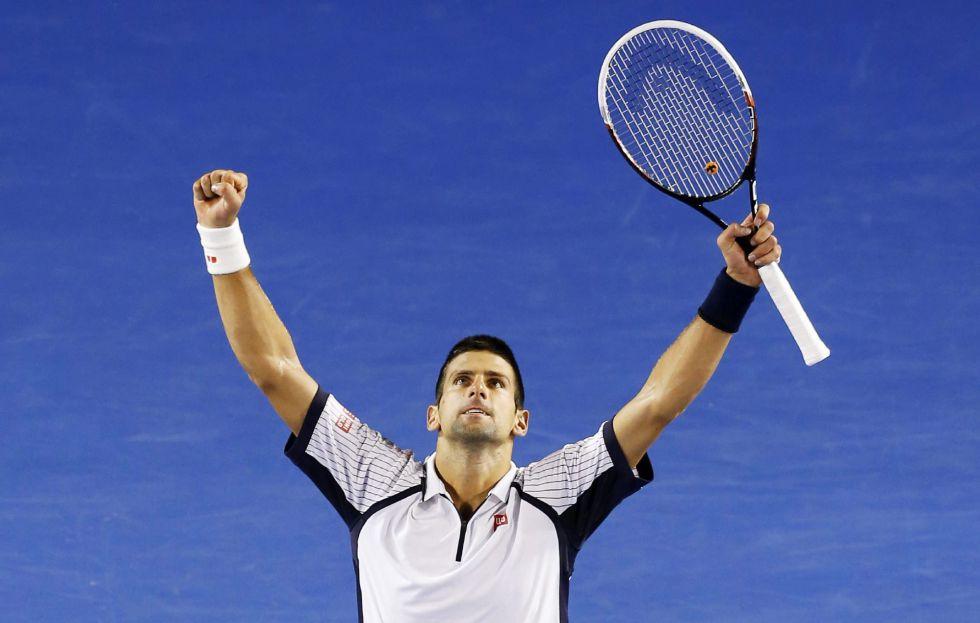 Djokovic no acusa el cansancio y se cita con Ferrer en semifinales