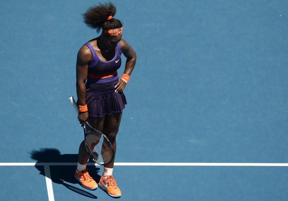 Serena, eliminada en cuartos por la desconocida Stephens