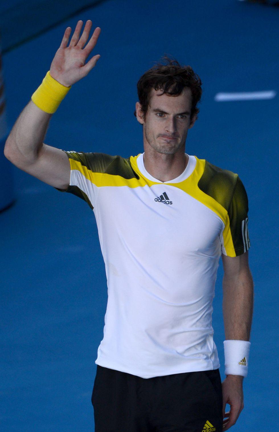 """Murray: """"Mis expectativas son demasiado buenas"""""""