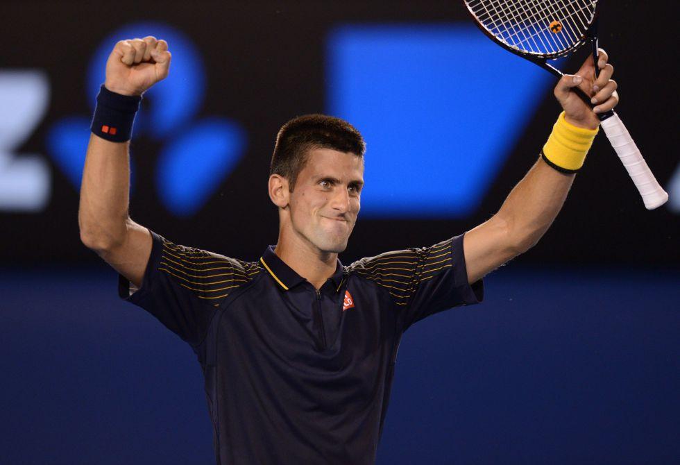 Djokovic despidió a Ferrer