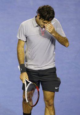 """Federer: """"Desde luego Novak va a ser el favorito"""""""