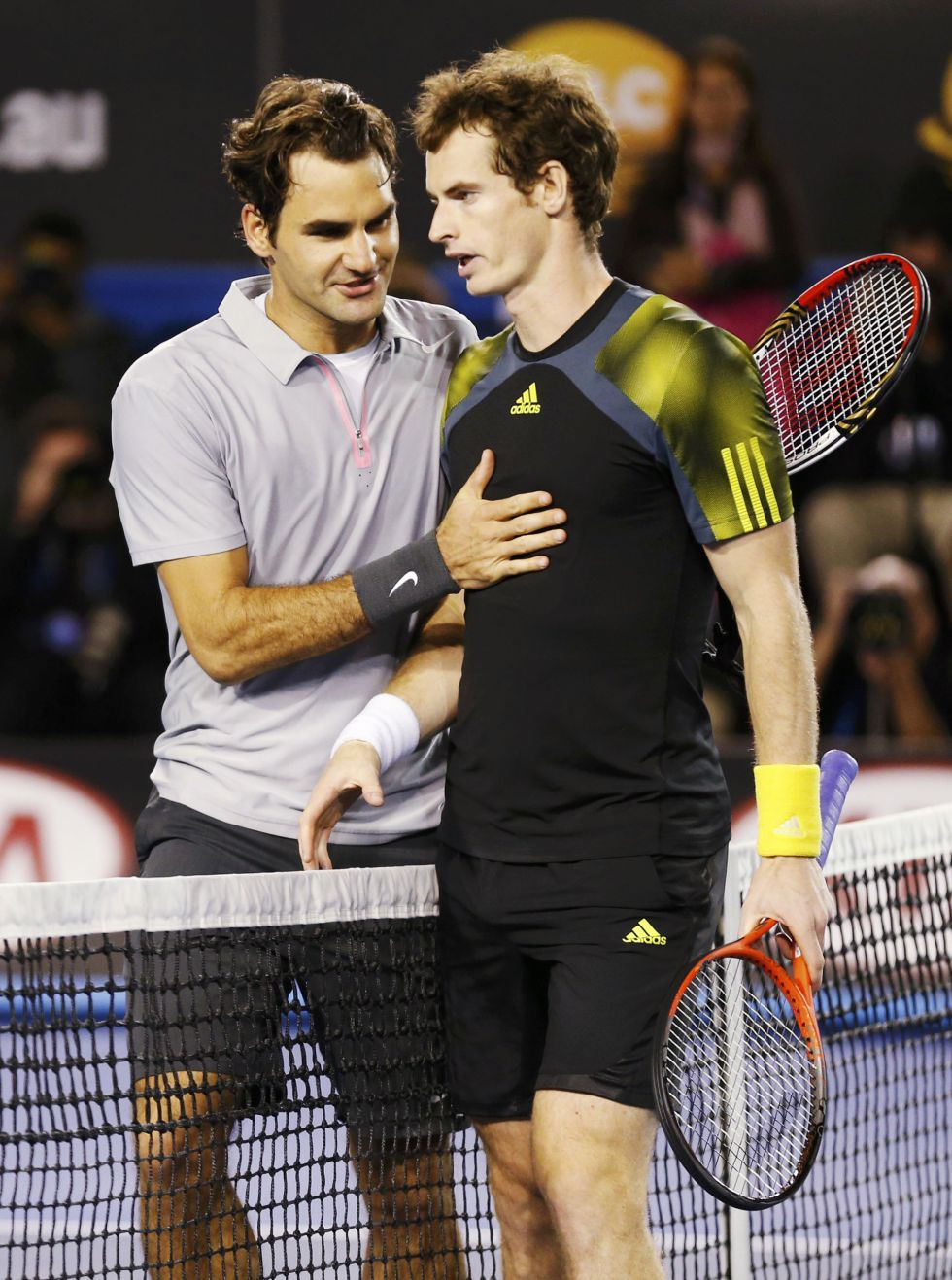 Final Andy Murray vs Novak Djokovic, como en el US Open