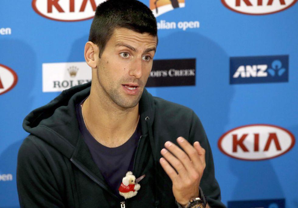 """Novak Djokovic: """"Estoy listo para medir a Murray en esta final"""""""