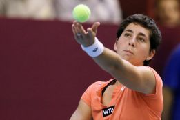 Carla Suárez se queda a las puertas de las semifinales