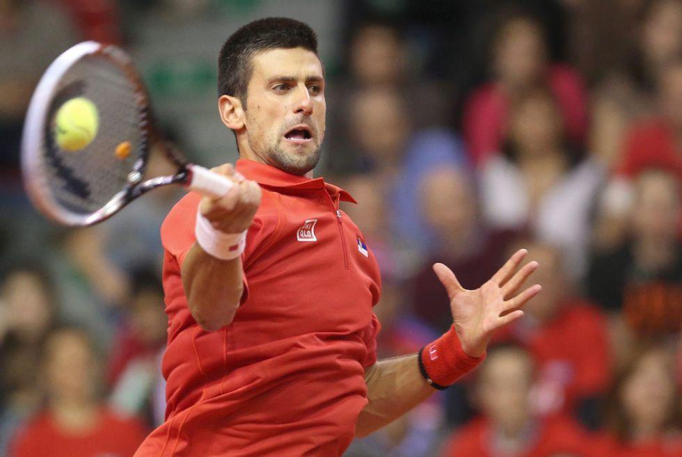Djokovic sigue líder y no hay cambios en el 'top-ten'