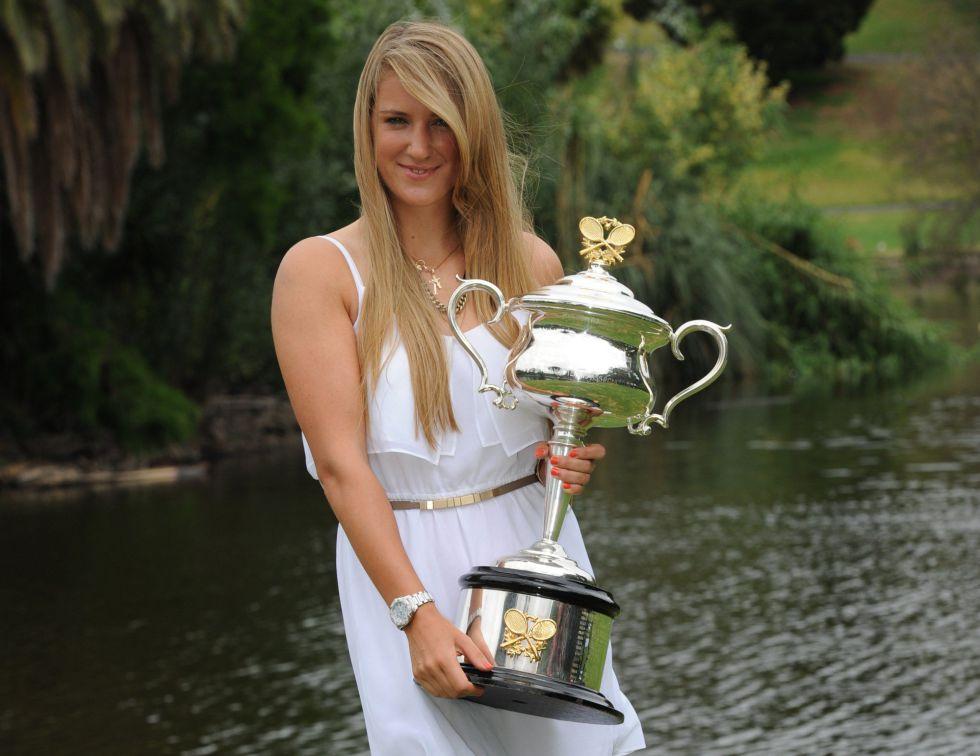 Victoria Azarenka ya suma 49 semanas al frente de la WTA