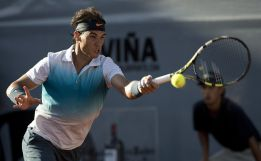 Rafa Nadal regresa a tope