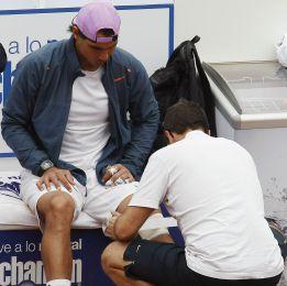 """Rafa Nadal reaparece hoy: """"Todavía necesito más rodaje"""""""