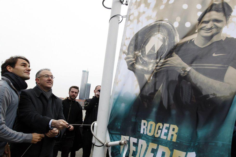 Roger Federer pide que haya pasaportes biológicos en el tenis