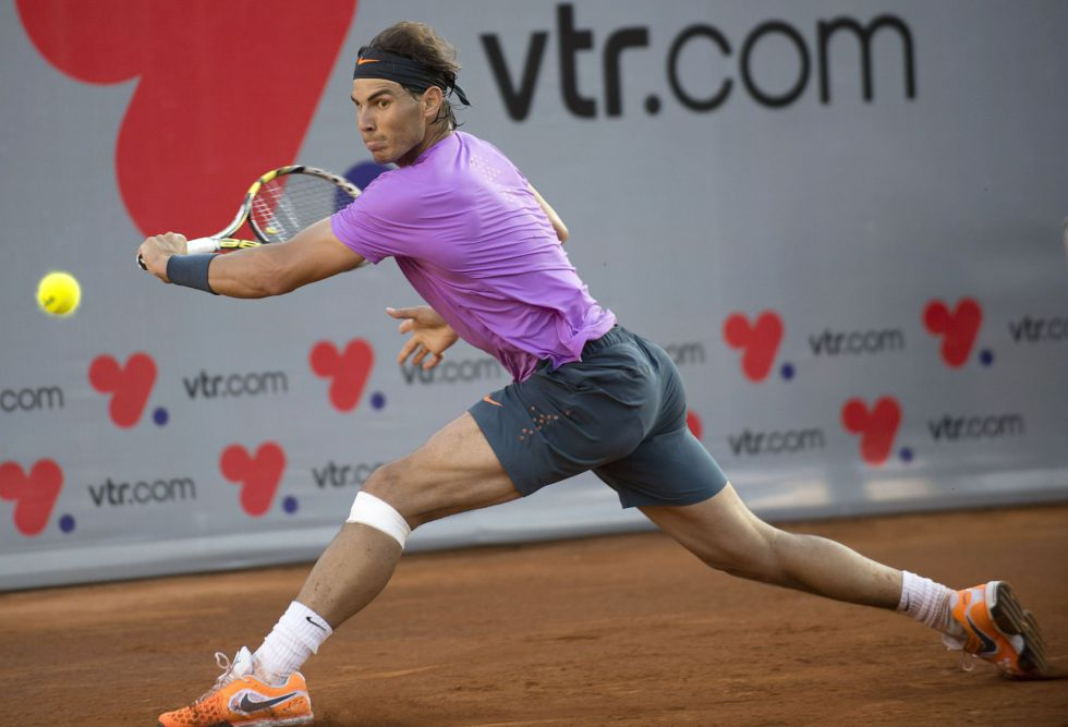 Ramírez o el brasileño Souza, primer rival de Rafael Nadal