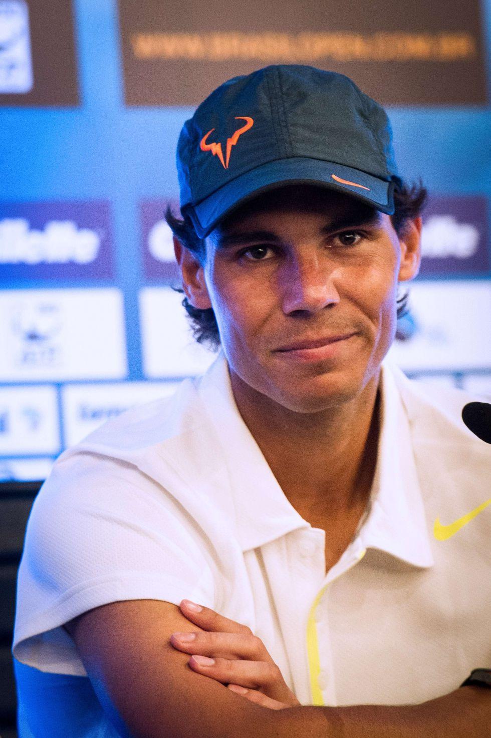 """Rafa Nadal debuta mañana: """"Cambiar de estilo, imposible"""""""