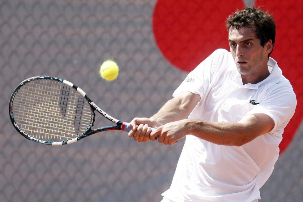 Albert Ramos supera a García López en la primera ronda
