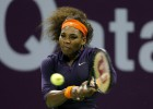 Serena, Sharapova, Azarenka y Radwanska, a las semifinales