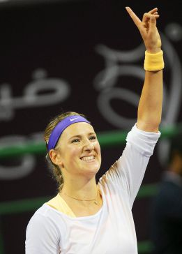 Serena Williams-Azarenka, final grande en el torneo de Doha