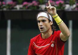 """Ferrer: """"No me siento tan lejos de los mejores del ránking ATP"""""""