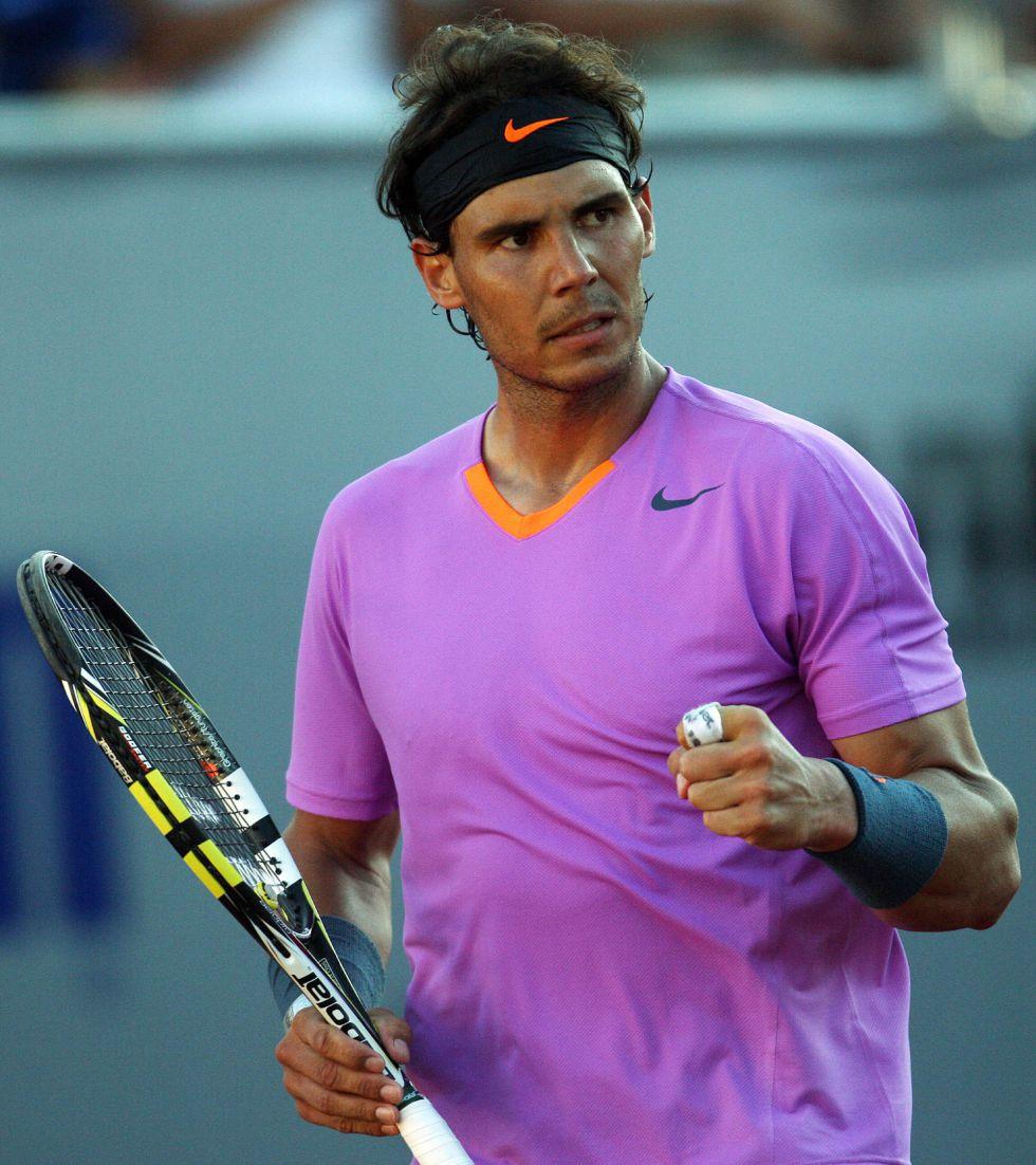 Nadal recorta puntos a Ferrer y Federer se aleja de Djokovic