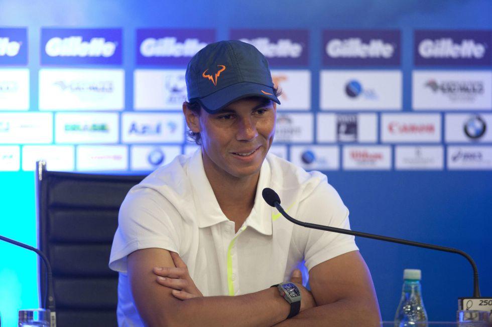 """Nadal: """"Cambiaría mis títulos por la recuperación de mi rodilla"""""""
