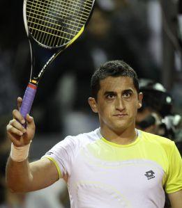 Almagro, tercer español en las semifinales de Buenos Aires